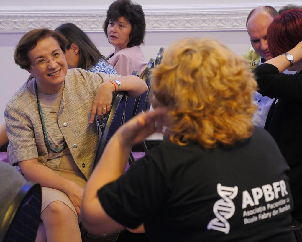Întâlnirea pacienților cu boala Fabry din România, ediția a-III-a