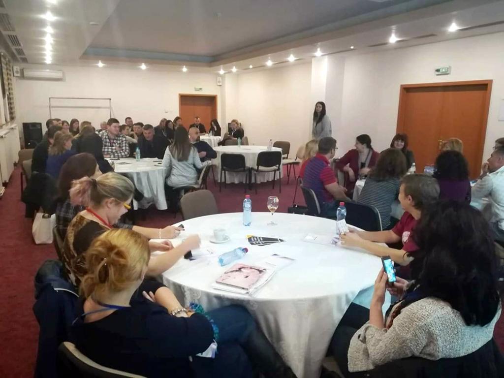 Empowering patients - Atelier de bune practici de la pacienți pentru pacienți
