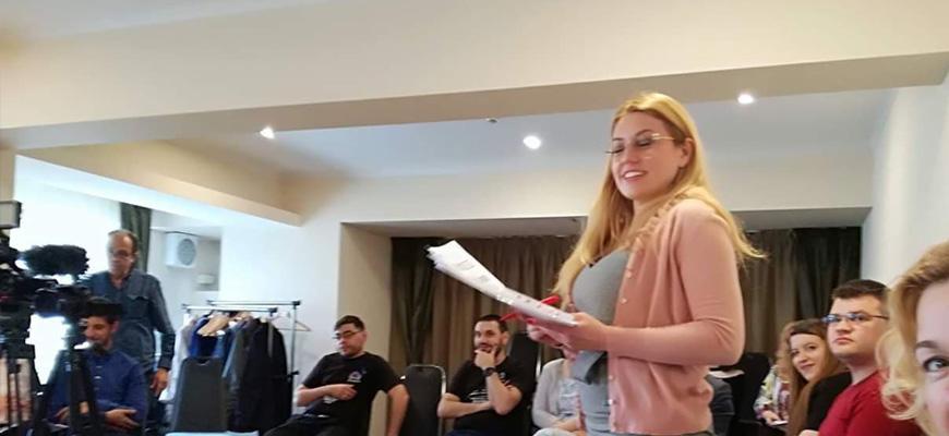 Atelier cu pacienții cu boala Fabry la Cluj